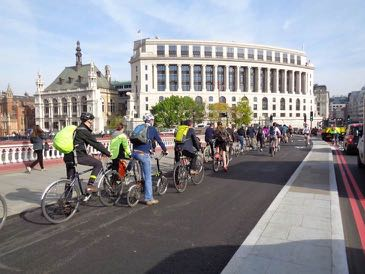 Blackfriars Cyclists