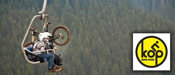 Kopaonik bike park Serbia