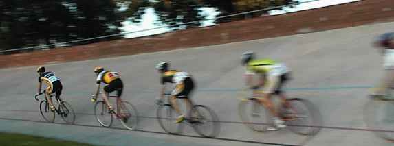 Herne Hill Track Race