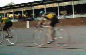 Track racing at Herne Hill with Russel Williams