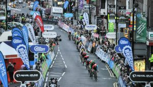 Ride the Croydon Tour Series race