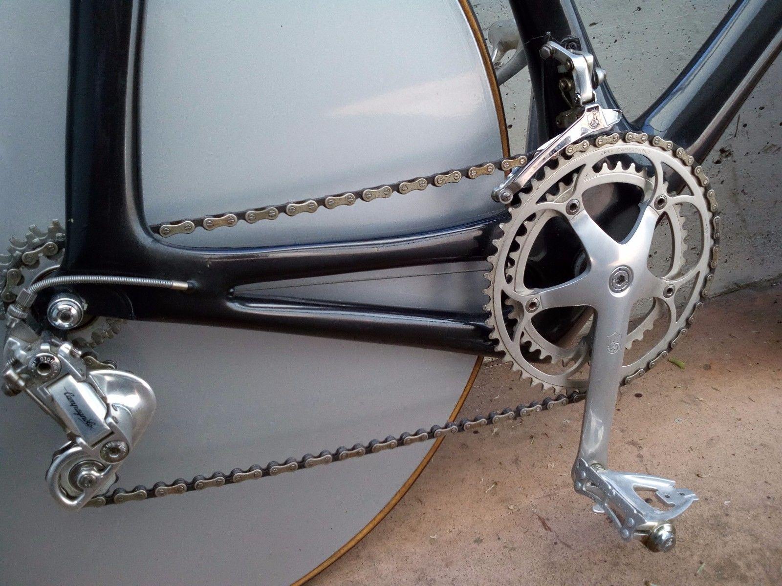 Pisenti Modular Uno Bike drivetrain