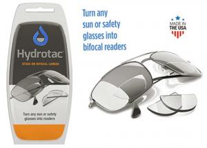 Hydrotac Varifocal Lenses for cycling