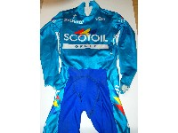 Obree Scotoil Skinsuit