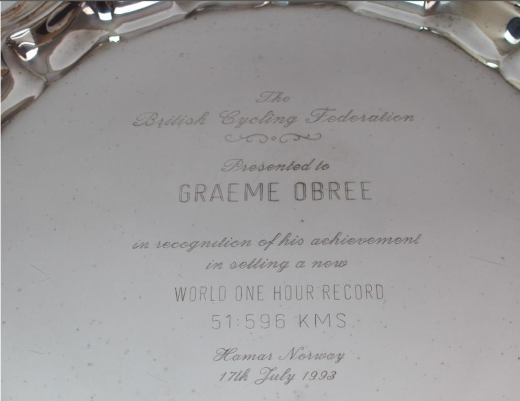 Obree Trophy