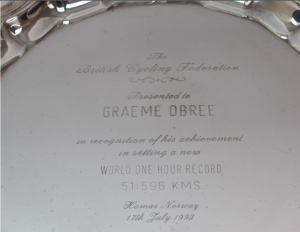 Obree Trophy