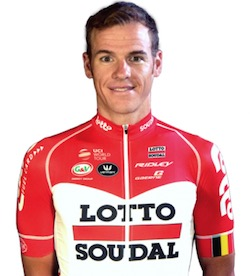 Adam  Hansen Lotto Soudal