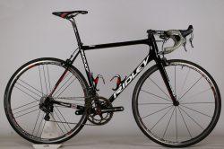 Adam hansen's Ridley Helium SLX Lotto Soudal Ex-Team Road Bike