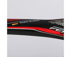 Andre Greipel Ridley Fenix SL Lotto Soudal Ex-Team Road Bike Name Top Tube