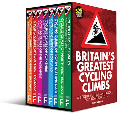 100 Cycling Climbs