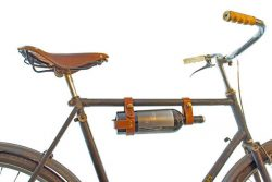 Bicycle Wine Carrier