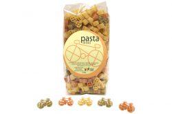 Bicycle shaped pasta
