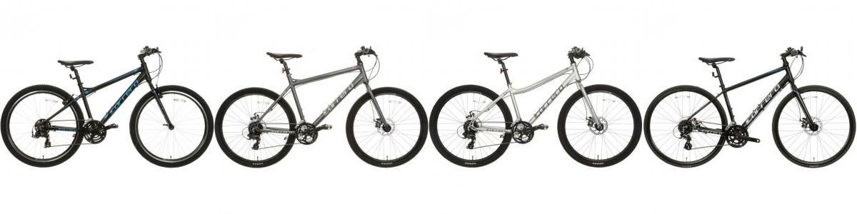 carrera-hybrid-bikes