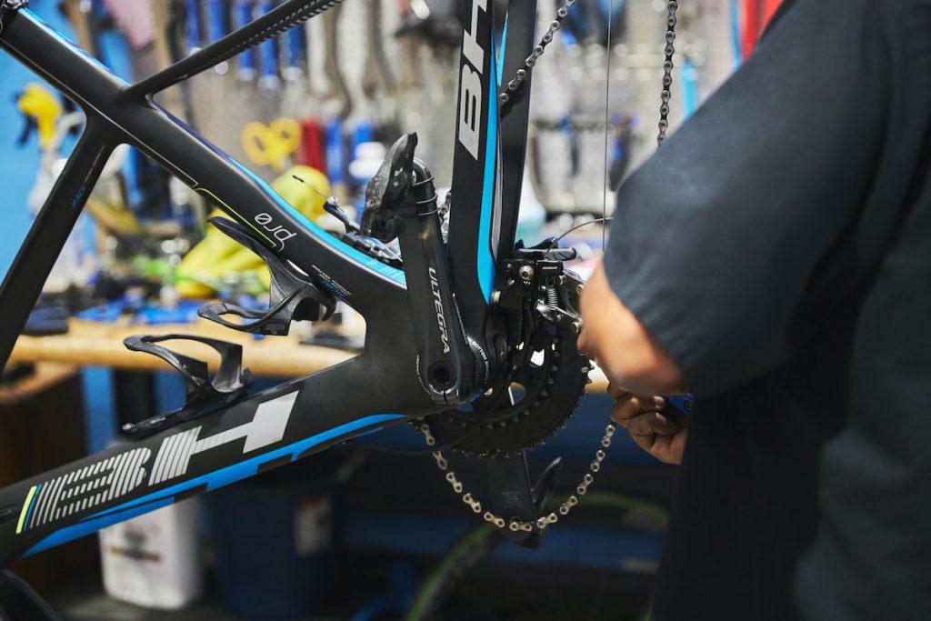 Cycle Mechanic Job