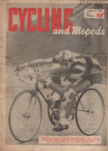 David Duffield cycling mag