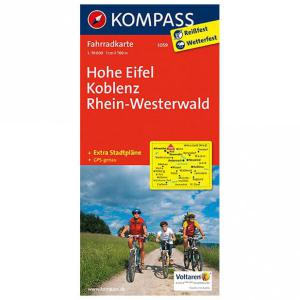 Kompass - Hohe Eifel - Cycling map
