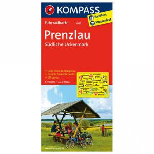 Kompass - Prenzlau - Cycling map
