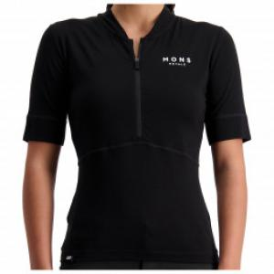 Mons Royale - Women's Cadence Half Zip - Cycling jersey