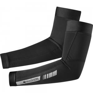 Madison Sportive Thermal arm warmers, black small