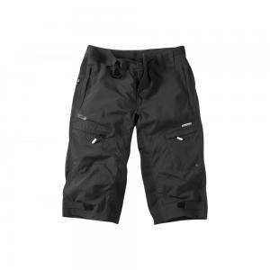 Madison Trail men's 3/4 shorts, black X-small