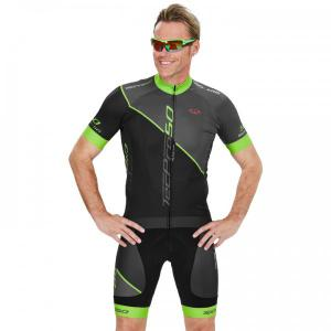 BOBTEAM TecPro50 Set (cycling jersey + cycling shorts) Set (2 pieces) for men