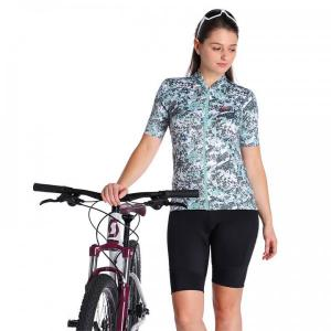 CRAFT Hale Graphic Women's Set (cycling jersey + cycling shorts) Women's Set (2