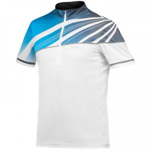 CRAFT Performance Bike Loosefit MTB Jersey white-blue Short Sleeve Jersey for m