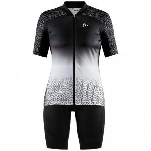 CRAFT Stride Women's Set (cycling jersey + cycling shorts) Women's Set (2 pieces