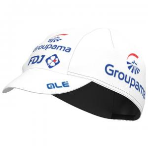 GROUPAMA FDJ Cap 2021 Peaked Cycling Cap for men