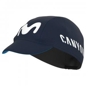 MOVISTAR TEAM Cap 2021 Peaked Cycling Cap for men