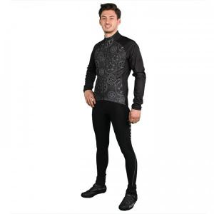 RH+ Fashion Set (winter jacket + cycling tights) Set (2 pieces) for men