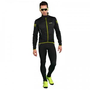 RH+ Logo Alpha Set (winter jacket + cycling tights) Set (2 pieces) for men