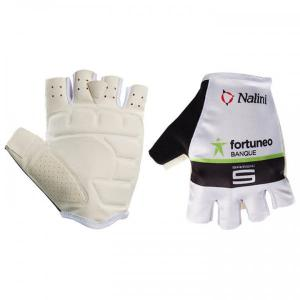 TEAM FORTUNEO-SAMSIC 2018 Cycling Gloves Cycling Gloves for men