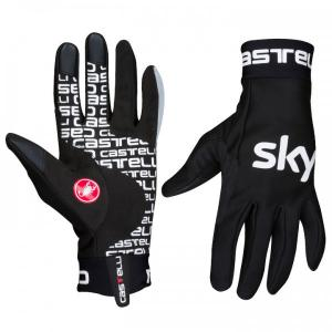 TEAM SKY Scalda 2018 Winter Cycling Gloves for men