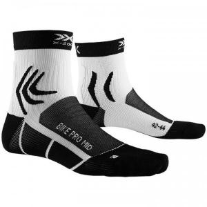 X-SOCKS Bike Pro Mid Cycling Socks Cycling Socks for men