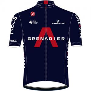 Castelli Team Ineos Grenadier Youth Jersey