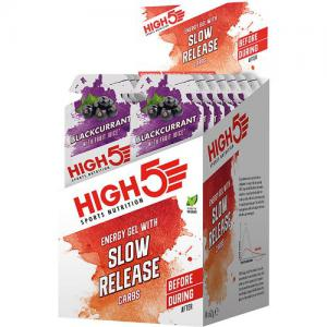HIGH5 Energy Gel with Slow Release (14 x 62g)