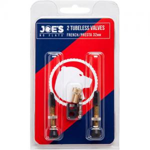 Joe's No Flats Tubeless Presta Valve Kit