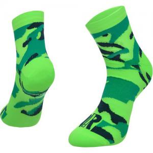 Ratio Camo 10cm Sock