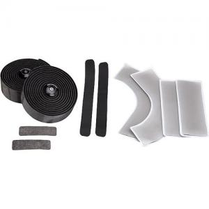 Spank Flare Bar Tape, Gel Pad and Plug Kit