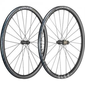 Token Roubx Disc Gravel Carbon Wheelset