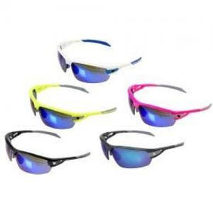 Bz Optics Pho Bi-focal Blue Mirror Sports Sunglasses