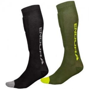 Endura Singletrack Shin Guard Sock