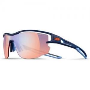 Julbo Aero Reactiv Performance 1-3 Sunglasses Dark Blue/dark Blue