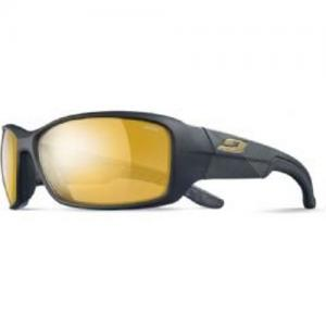 Julbo Run Reactiv Performance 2-4 Sunglasses Matt Black/black