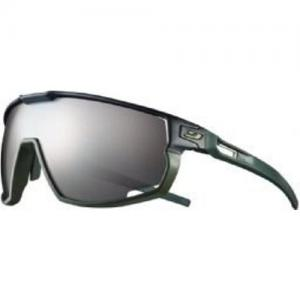 Julbo Rush Spectron Polycarbonate 3+ Sunglasses Black/green