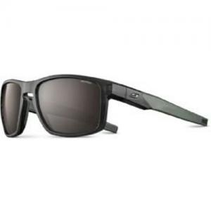 Julbo Stream Polarised 3 Polycarbonate Sunglasses Black/khaki