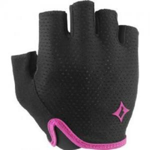Specialized Womens Body Geometry Grail Black Mitts