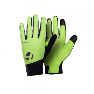 2019 Bontrager Circuit Windshell Glove in Yellow