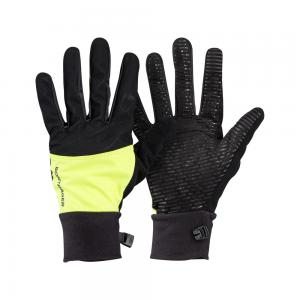 2020 Bontrager Circuit Wind Womens Cycling Long Finger Glove in Black